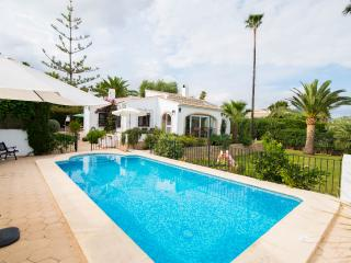 Javea ,3 Bed/Bathroom Villa, Gated private pool