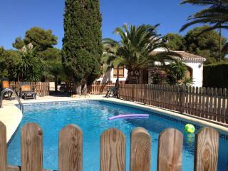 Casa Els Molins Piscina Wifi montaña y playas, Javea