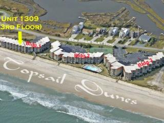 Topsail Dunes 1309, Sneads Ferry