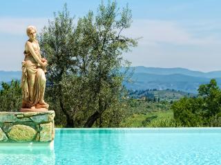 Incantevole Villa Fiorentina di 24 posti letto, Florencia