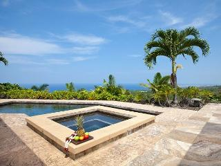 Kilohana Vista - Coastline Ocean Views! AC & Pool!, Kailua-Kona