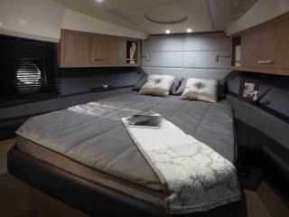 Beautiful Italian Yacht Accomodation
