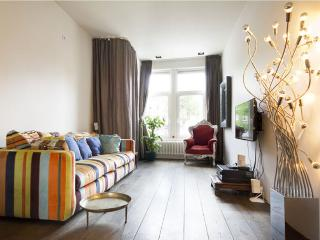 Luxury Canal view Apartment with jacuzzi & patio, Amsterdam