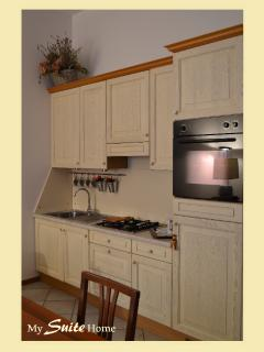 'My Suite Home' - WiFi - Riva del Garda - Kitchen