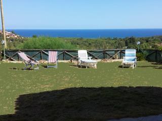 Villa Eden Rock, gorgeous sea view, 3BR, 2BA, Domus de Maria