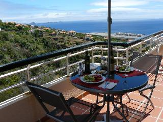 Studio apartment with a magnificent view, Santa Cruz