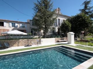 Cottage independant, Villa Saint Marc ( 4*),  unique view, Luberon, Provence