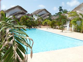 New villa 200m from the beach, Las Terrenas