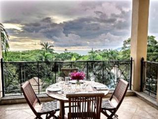Diria 406 - 3 terraces for soaking in the lagoon pool, tropical garden, and ocean views!