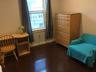 Comfortable Large Room Close to T and Boston_2B, Somerville