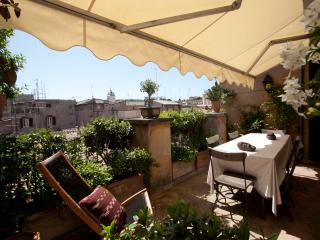 Splendid Penthouse Rome Campo dei Fiori