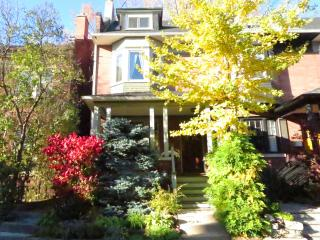 Lovely Arts & Crafts Home in Upscale Cabbagetown, Toronto