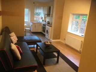 Two bedroom apartment in London/near station/ free parking/ free fast WiFi