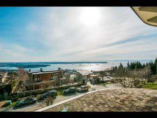 SPECTACULAR, WATER VIEW HOUSE!, West Vancouver