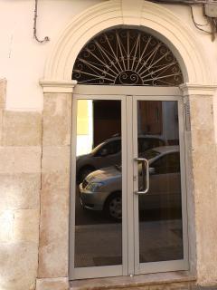 L'ingresso di Nirvana House