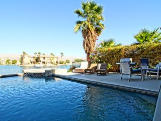 The Gem of Terra Lago on Lake with Private Dock, Indio