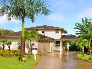 Gorgeous 5 Br 4300 sq ft Home with Panoramic Views, Princeville