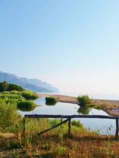 la spiaggia tra Santa Maria Navarrese e Lotzorai