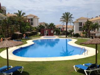 beautiful apartment with views of the Golf course, Mijas