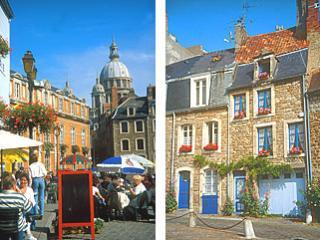 Visit the Old Town, Boulogne