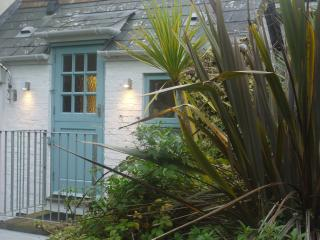 Sail loft apartment in Fowey Cornwall England