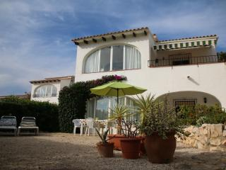 Encantadora Villa en El Portet, Moraira