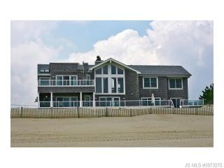 Luxury Oceanfront Home Long Beach Island, Long Beach Township
