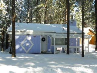 McWhinney Summit Cabin, Big Bear Lake