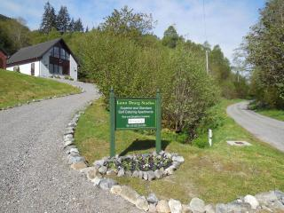 Ground Floor Self Catering Studio by Loch Ness, Invermoriston