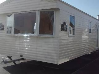 Haven Deluxe Plus caravan Presthaven Sands, Prestatyn