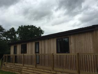 Hazel Lodge Clun Valley Lodges a Luxury Break