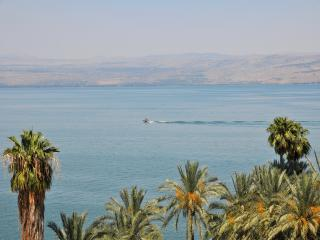 Beautiful Kinneret View Lakeside, All the Comforts