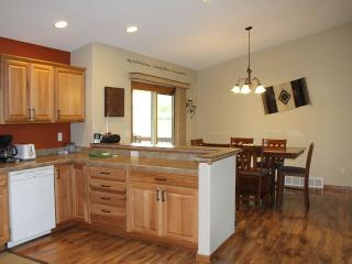 Private Vacation Home on 7 acres, sleeps 13, horse pasture, 5 garage stalls.