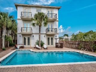 Buena Vista: 7Bdrm, Private Pool, Gulf View, Seagrove Beach