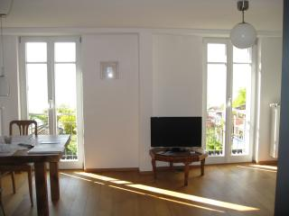 Vacation Apartment in Lindau - 646 sqft, 1 living / bedroom, max. 2 adults. + 2 children (# 8917)
