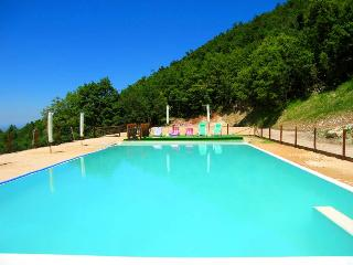 Villa Marianna Country House/sleeps 25, with pool, Spoleto