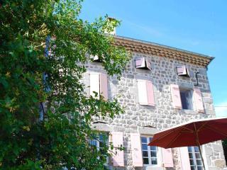 Maison Craux - Manoir, Les Ollieres sur Eyrieux