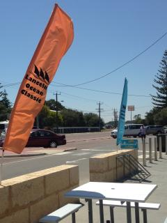 Lancelin is getting ready for the 2016 Lancelin Ocean Classic (take October 2015)