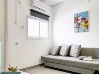 HA-CARMEL MARKET APARTMENT NO'1 STUDIO
