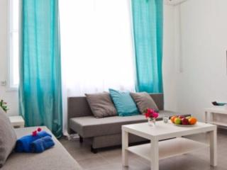 HA-CARMEL MARKET  2 ROOM APARTMENT