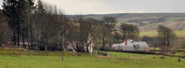 Honeymead Country House on Exmoor
