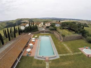 Borgo la Casa Apartment for 3 people, Montaione