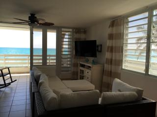 Ground Floor Relaxing and Cozy Oceanfront Condo