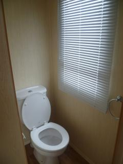 Second Toilet, to avoid those morning rushes