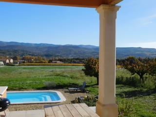 Les Hauts de Beyssan, maison provençale, piscine, Gargas