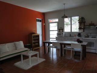 Garden Studio Apartment in Quebradillas.