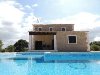 Villa with pool,beach Algaida, Pina