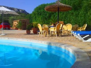 Villa with tennis,pool S´Alqu, S'Alqueria Blanca