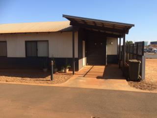 Move right into Port hedland