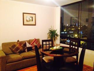 Bonito departamento con gym, sauna, bbq, etc, Lima